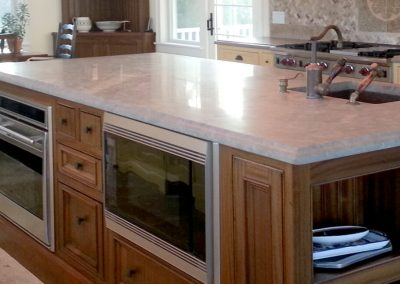 Stone Surgeon - Repaired Marble Counter top