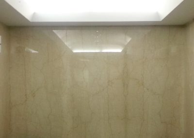 Stone Surgeon - Polished Marble Elevator Wall