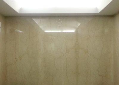 Stone Surgeon - Polished Marble Elevator Wall