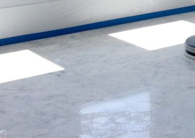 Stone Surgeon - Marble Cleaning Process
