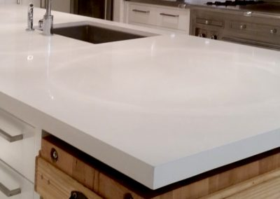 Stone Surgeon - White Polished Marble Counter top