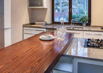 Stone Surgeon - High Polish and Clean Granite Counter top 6