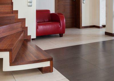 Stone Surgeon - Gray Granite Polished Floor Tiles 6