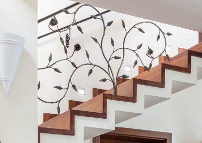 Stone Surgeon - Gray Granite Polished Floor Tiles 3