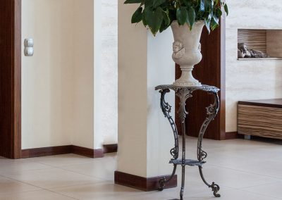 Stone Surgeon - Gray Granite Polished Floor Tiles 2