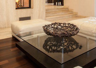 Stone Surgeon - Polished Limestone Walls and Floor 6