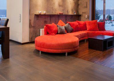 Stone Surgeon - Granite Sealed Living Room Tiles 4