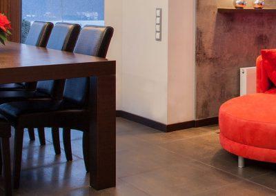 Stone Surgeon - Granite Sealed Living Room Tiles 2